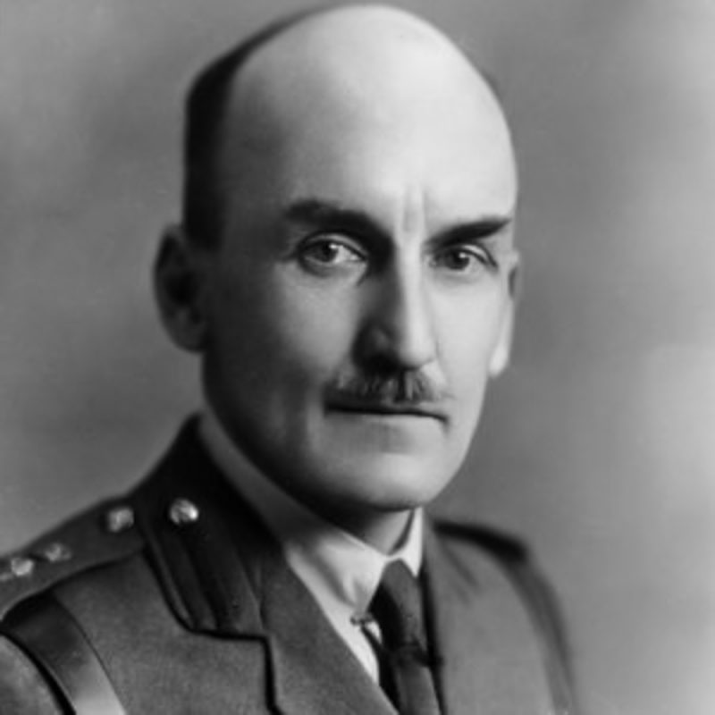 Генерал Джон Фуллер