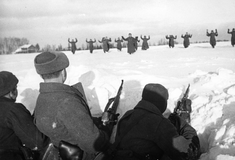 Битва за Москву 1941-1942 гг.