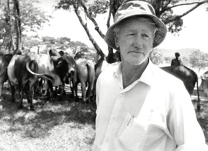 Ян Дуглас Смит - единственный премьер Родезии