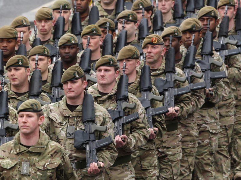 Британская армия