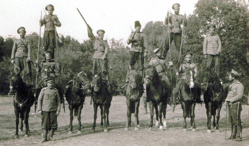 Казачество в гражданской войне