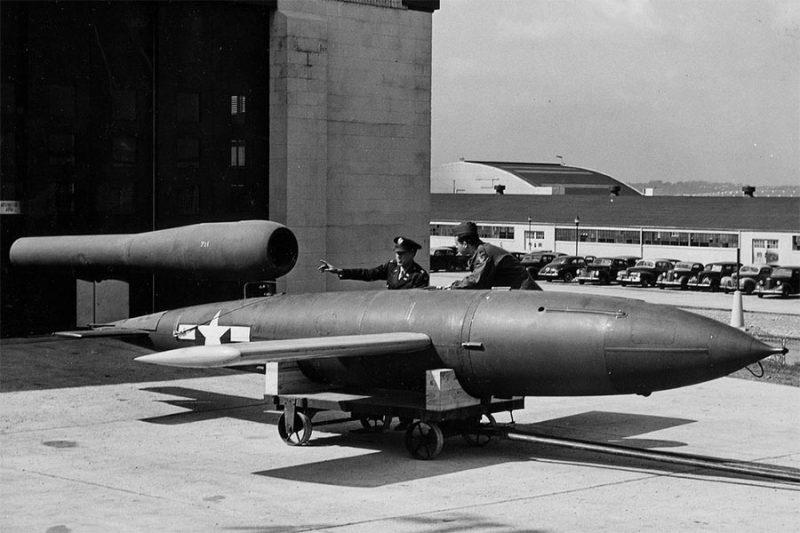 Стратегические ракеты во Второй мировой войне
