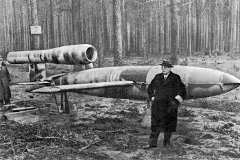 «Фау-1» - начало карьеры крылатых ракет