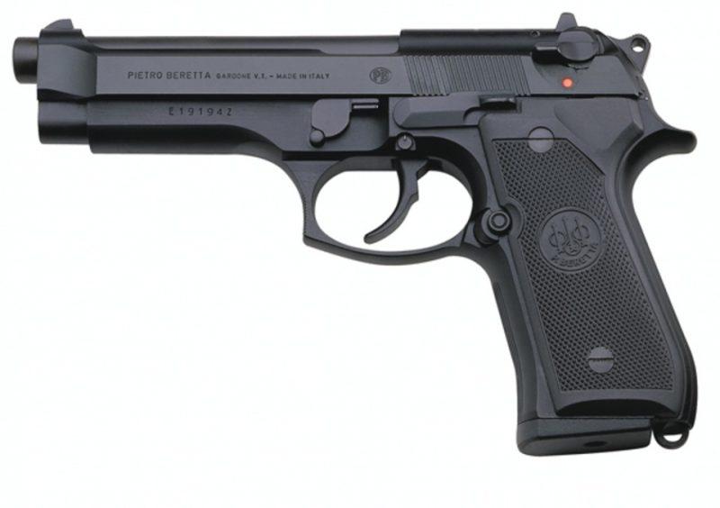 Пистолет M9 («Беретта» 92F)