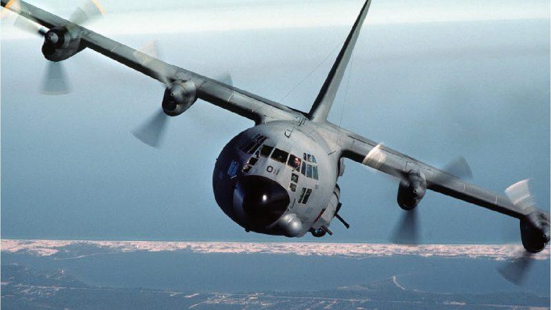 Транспортный и специальный самолет С-130 «Геркулес»