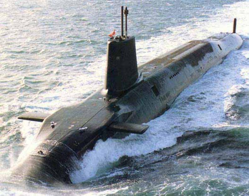 Подводные лодки типа «Вэнгард»