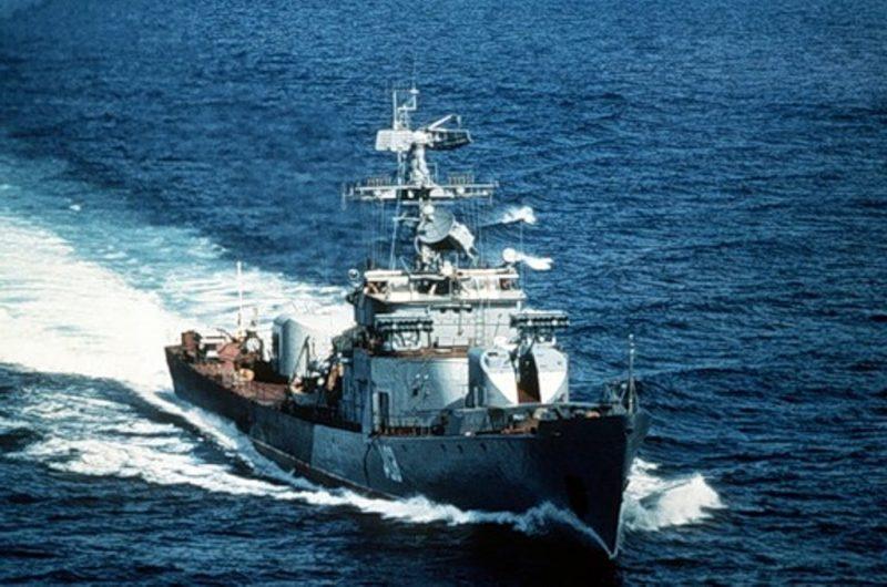 Сторожевые корабли проектов 159 и 35