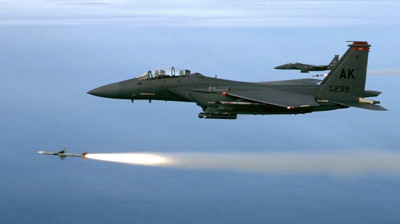 Авиационные ракеты средней дальности AIM-7 «Спэрроу»