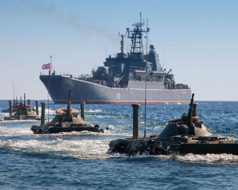 55-я дивизия морской пехоты Тихоокеанского флота России