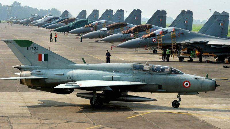 Военно-воздушные силы Индии