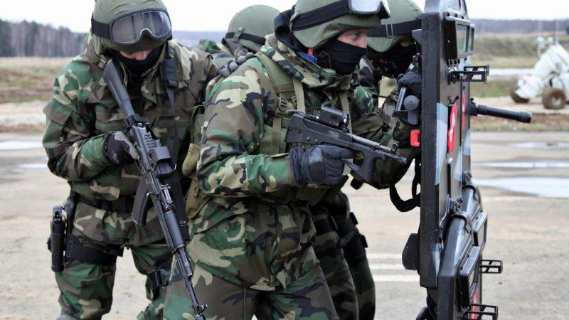 Спецподразделение «Вымпел» КГБ СССР - ФСБ России