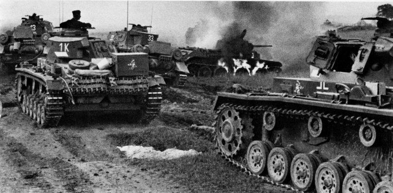 Немецкое наступление на Украине: трагедия Юго-Западного фронта