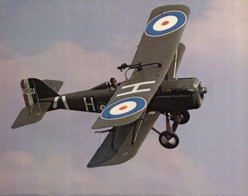 Истребитель RAF SE.5