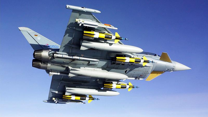 Бомбардировочная авиация ВВС Великобритании