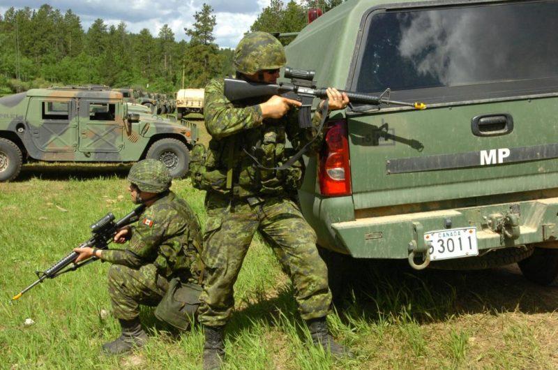 Сухопутные войска Канады - Армия Канады