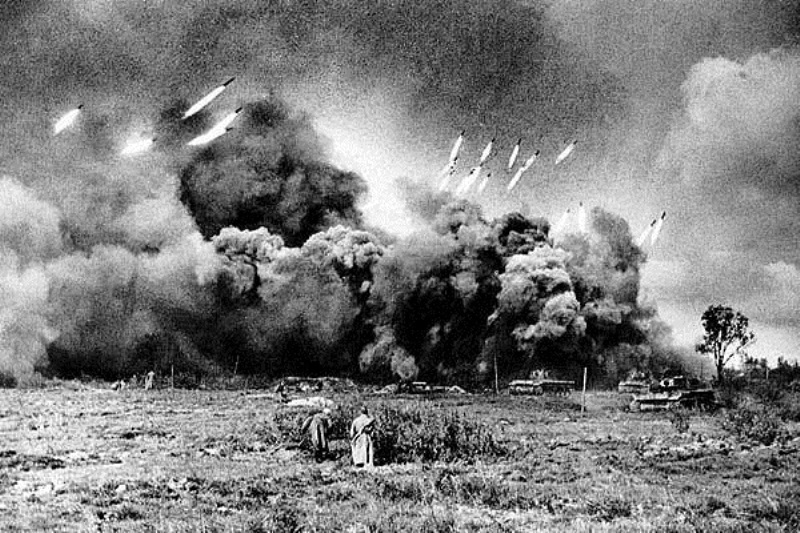 Берлинская операция: бои на Зееловских высотах