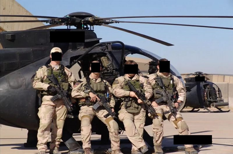 1-й оперативный отряд специального назначения «Дельта» армии США