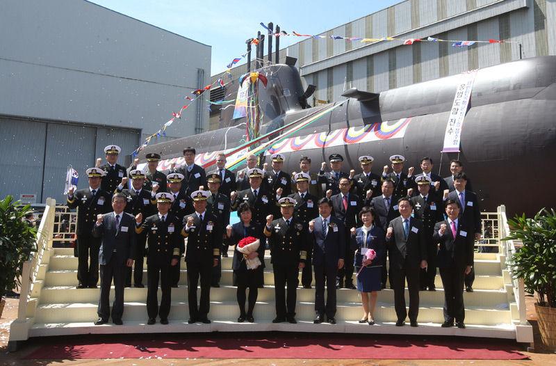 ВМС Республики Корея