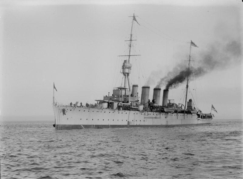 Бронепалубные крейсера типа «Чатэм»