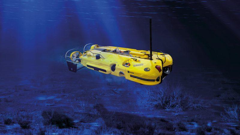 Автономный необитаемый подводный аппарат «Дабл Игл»