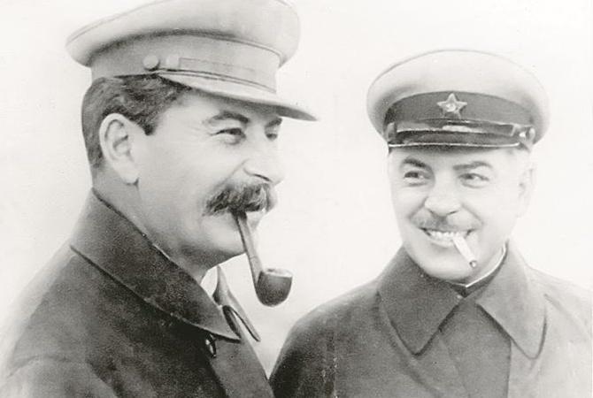 Клим Ворошилов - нарком обороны СССР