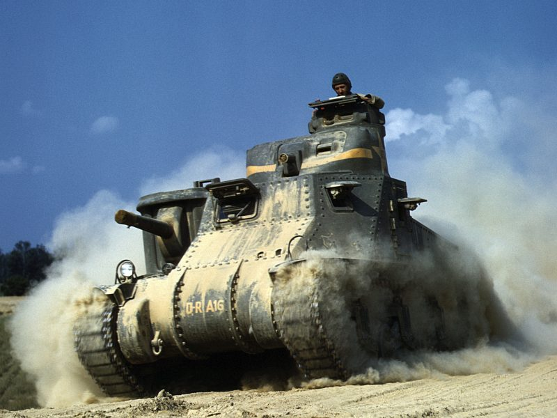 Средний танк М3 «Ли»/«Грант»