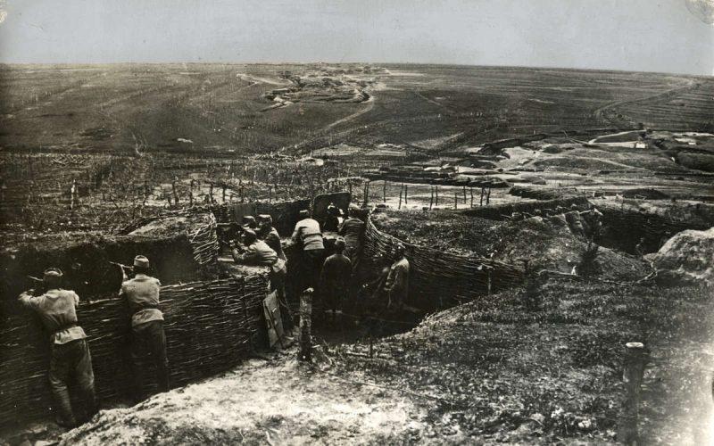 Восточный фронт в Первую мировую войну