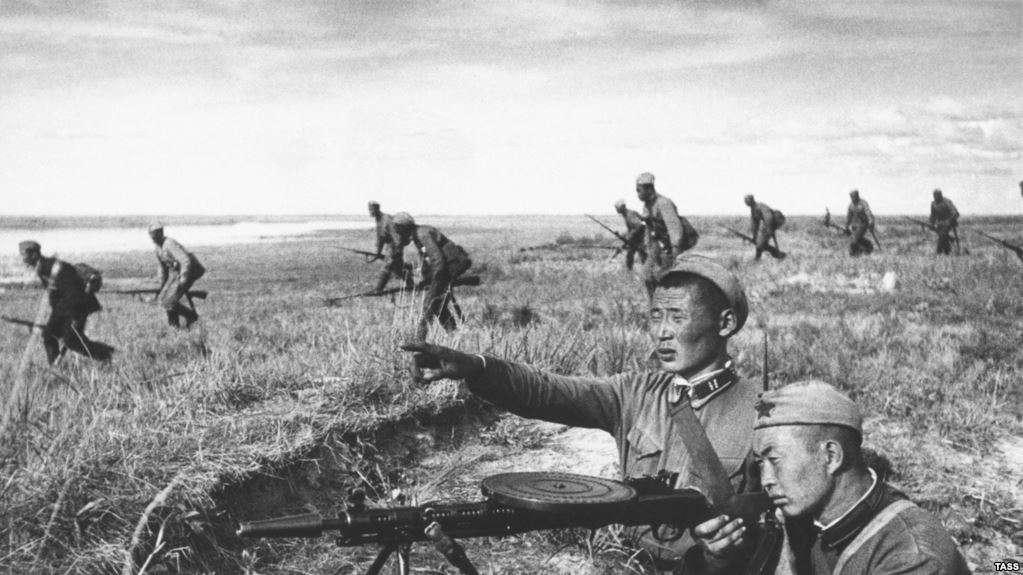 Советско-японский конфликт 1939 года
