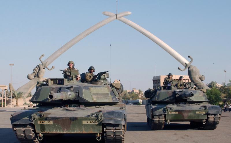 Вторая война в Ираке