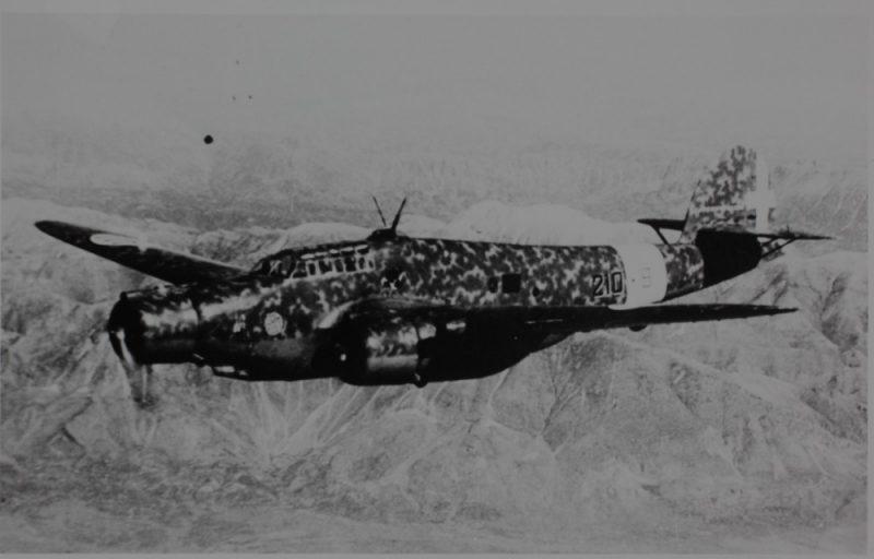Бомбардировщик Кант Z.1007 - «Зимородок» с Апеннин