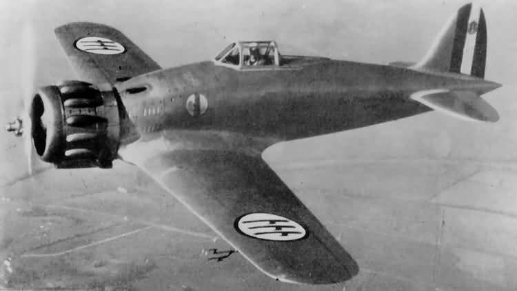 Истребитель «Макки» МС.200 «Саетта»