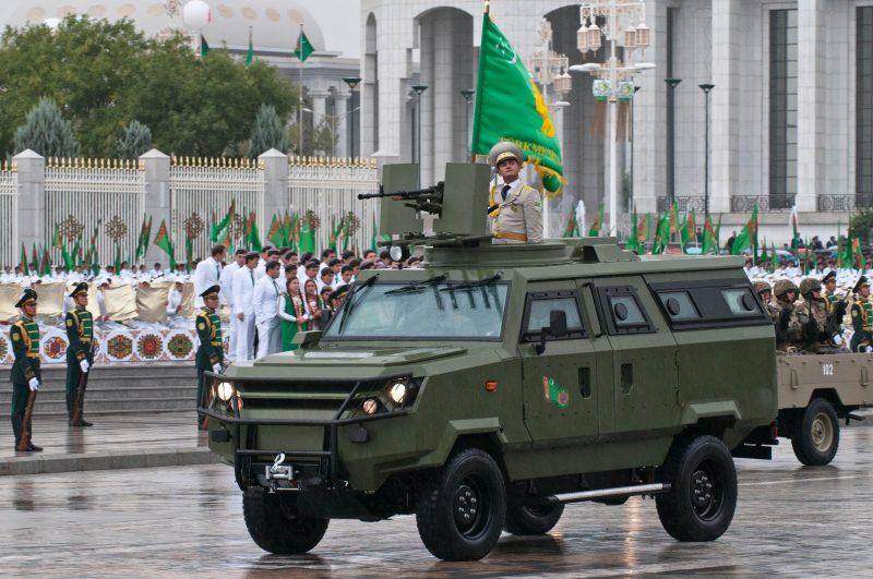 Вооруженные силы Туркменистана