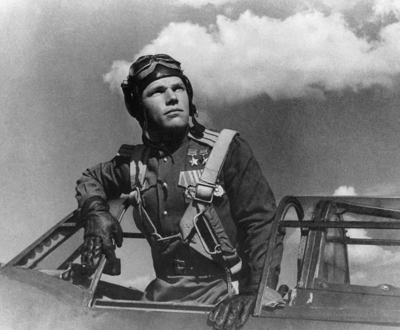 Иван Кожедуб - самый результативный летчик-истребитель авиации союзников