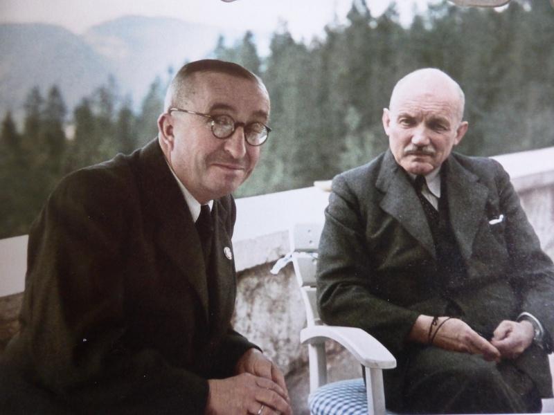 Эрнст Хейнкель - создатель боевых самолетов Первой и Второй мировых войн