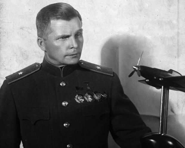 Советский авиаконструктор Сергей Ильюшин