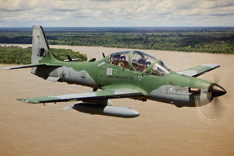 Военно-воздушные силы Бразилии