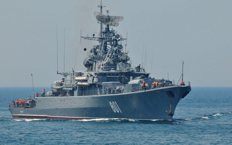 Сторожевые корабли (СКР) проекта 1135 «Буревестник»