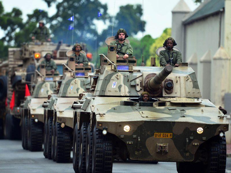 Сухопутные войска ЮАР
