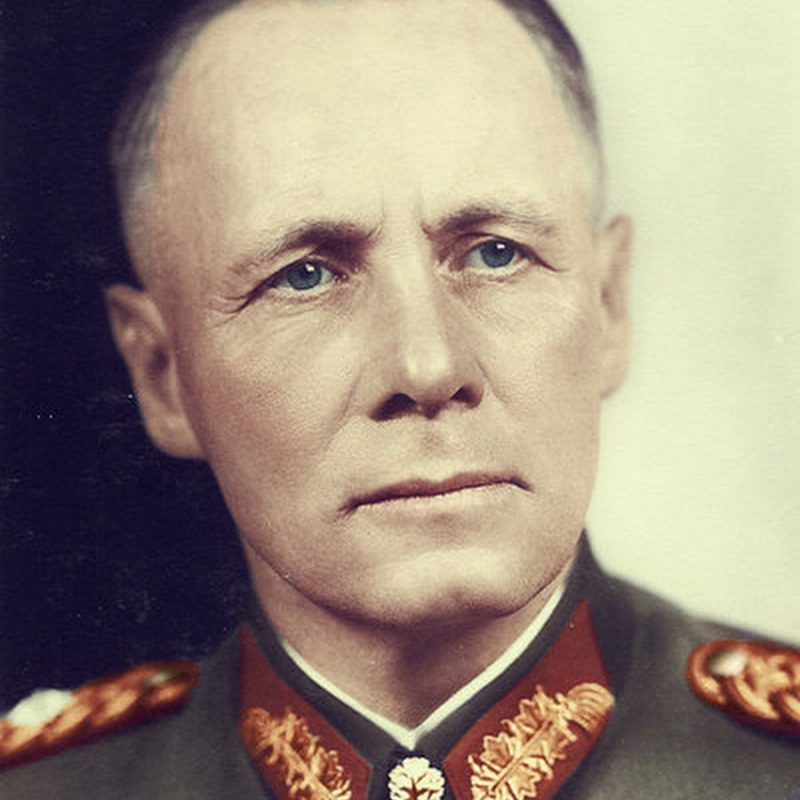 Эрвин Роммель - генерал-фельдмаршал третьего рейха