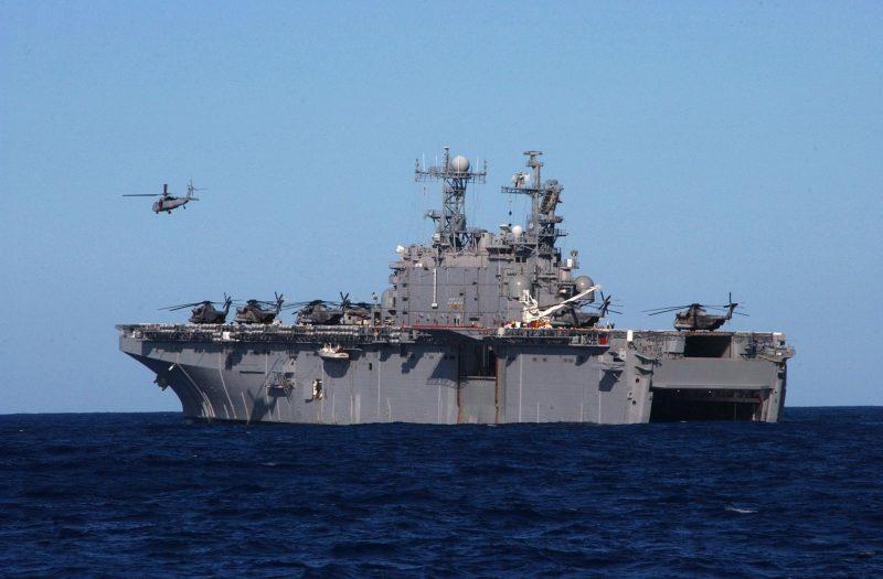 Универсальные десантные корабли (УДК) типа «Тарава»