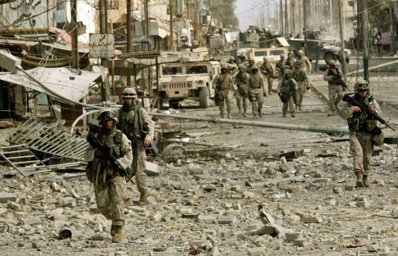 Операция «Свобода Ираку»: бои за Эль-Фаллуджу