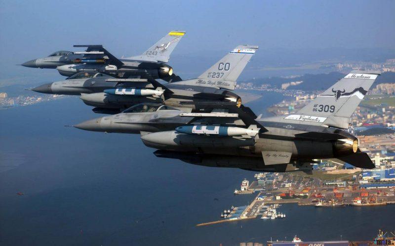 Военно-воздушные силы Кореи