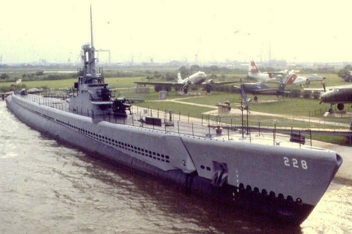 Подводные лодки типа «Гато»