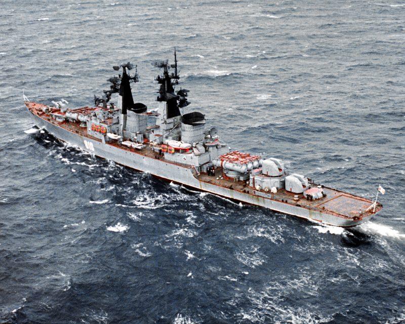 Ракетные крейсера проекта 58