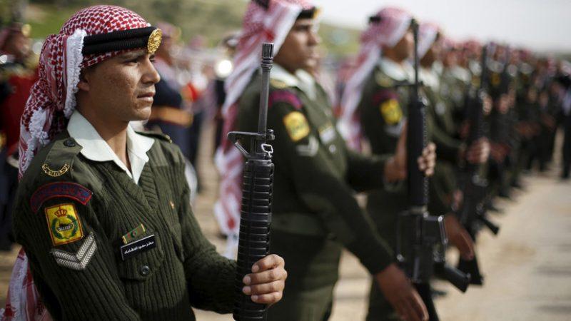 Королевская армия Иордании