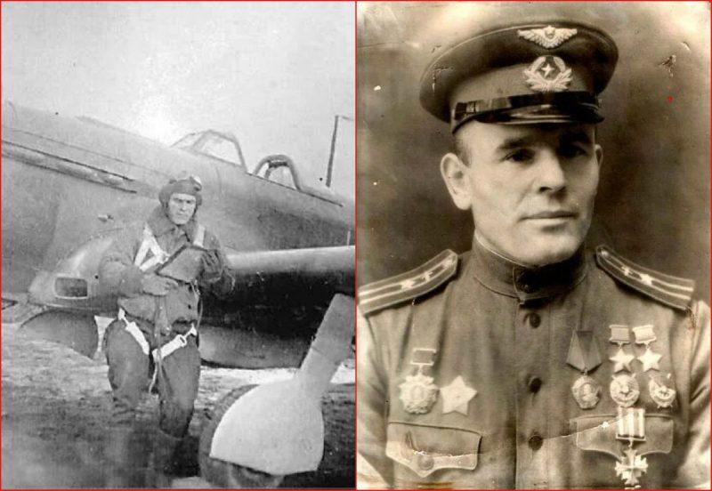 Арсений Ворожейкин - дважды герой Советского Союза