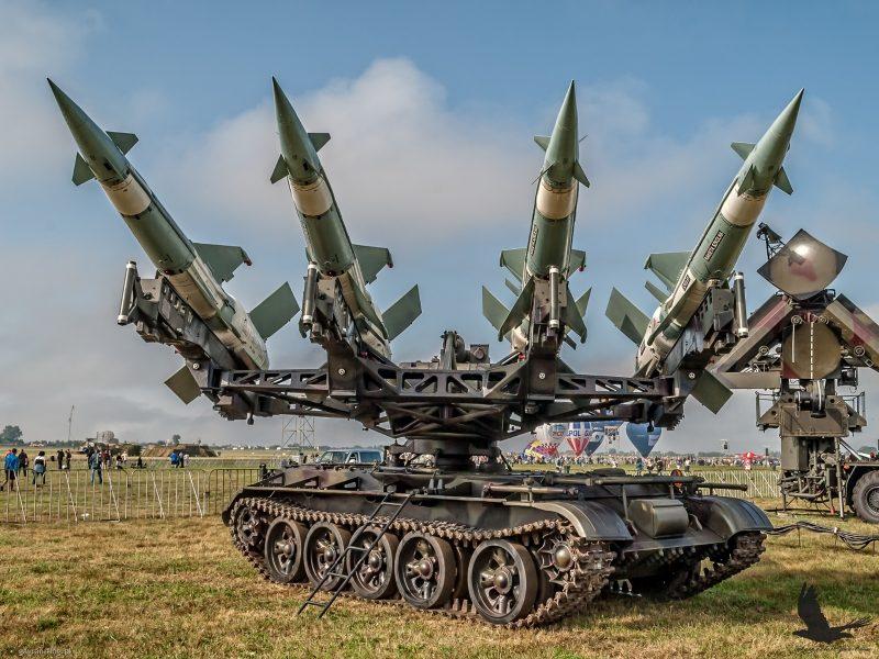 Зенитно-ракетный комплекс С-125