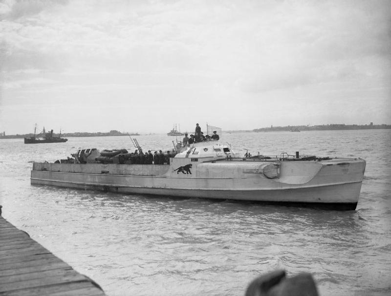 Торпедные катера типа S-Boot