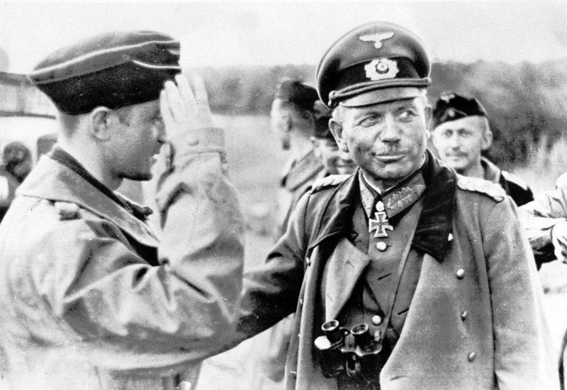 Гейнц Гудериан - генерал несостоявшегося третьего рейха