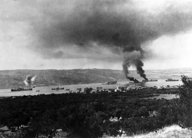 Средиземноморская кампания: битва за Крит